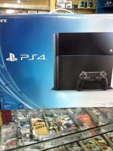 PS4 TG